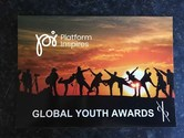 Platform Inspires at the Global Youth Awards Pt. 1