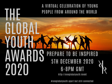 Global Youth Awards 2020 - A Virtual Celebration of Young People Around the World